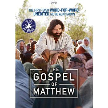 The Gospel Of Matthew, DVD