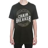 Zach Williams, Chain Breaker, Men's Short Sleeved T-Shirt, Dark Olive, S-2XL
