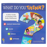 Creative Teaching Press, What Do You Think Resource Book, Reproducible, 184 Pages, Grades 4-8