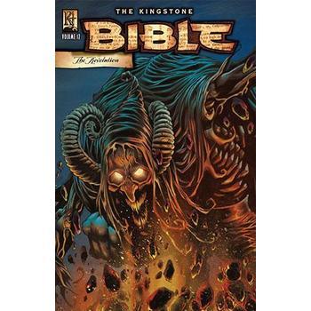 The Kingstone Bible Volume 12: The Revelation, by Kingstone Media, Paperback