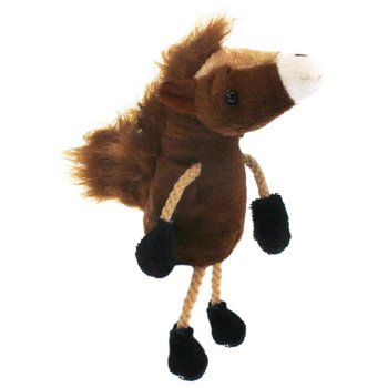 The Puppet Company, Horse Finger Puppet, 5 x 2 x 2 inches