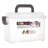 ArtBin, Sidekick Mini Portable Storage Box, Clear, 11 x 5 1/2 x 7 inches