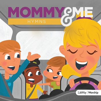 Mommy & Me Hymns, by Various Artists, CD