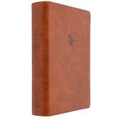 NKJV New Spirit Filled Life Study Bible, Imitation Leather, Tan