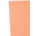 Peach Felt Rectangle, 9 x 12 Inches, 1 Piece