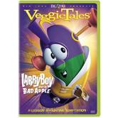 VeggieTales, LarryBoy and the Bad Apple: A Lesson In Fighting Temptation, DVD