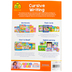 School Zone, Cursive Writing Workbook, An I Know It Book, 64 Pages, Grades 3-4