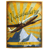 BJU Press, Vocabulary Level E Student Worktext, 3rd Edition, Paperback, 64 Pages, Grade 11