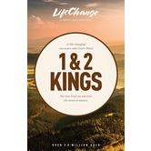 1 & 2 Kings, LifeChange Bible Study Series, by The Navigators, Paperback