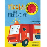 Flashy The Fire Engine, by Joe Rhatigan & Laura Watson, Sound Book