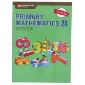 Singapore Math Primary Math Textbook  2A US Edition, Grade 2