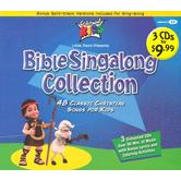 Bible Singalong Collection, by Cedarmont Kids, 3 CD Set