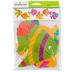 Renewing Minds, Fish Large Cutouts, Multi-Colored, 6 Inches, 6 Designs, 36 Pieces