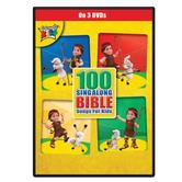 100 Singalong Bible Songs 3 CD's