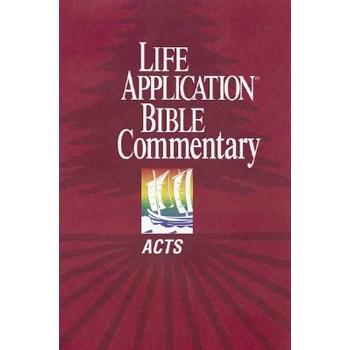 Life Application Bible Commentary: Acts