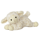Musical Plush Toy, Sweet Cream Lamb, by Aurora Gift, 12 inches