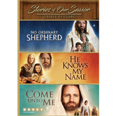Stories of Our Savior: Triple Feature, DVD