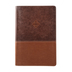 AMP Amplified Study Bible, Large Print, Imitation Leather, Brown