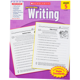 Scholastic, Success With Writing Activity Book, 48-Pages, Paperback, Grade 5