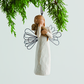 Willow Tree, Angel of Friendship Ornament