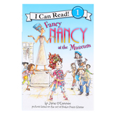 HarperCollins Publishers, Fancy Nancy at the Museum, by Jane O'Conner, Paperback