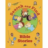Search and Find Bible Stories, Michelle D. Repa, Paperback