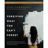 Forgiving What You Cant Forget Study Guide, by Lysa TerKeurst, Paperback