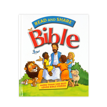 Read and Share Bible: More Than 200 Best-Loved Bible Stories