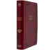 CSB Super Giant Print Reference Bible, Thumb Indexed, Imitation Leather, Burgundy