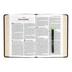 NKJV Open Bible, Imitation Leather, Brown