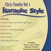Chris Tomlin Volume 1, Karaoke Style, As Made Popular by Chris Tomlin, CD+G