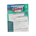 Carson-Dellosa, Language Arts 4 Today Workbook: Daily Skill Practice, Paperback, 96 Pages, Grade 4