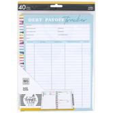 MAMBI, The Happy Planner®, Savvy Saver Classic Filler Paper, 40 sheets