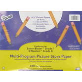 Picture Story Paper - Grade 1