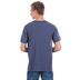 Kerusso, Acts 3:19 Check Thyself Before Thy Wreck Thyself, Men's Short Sleeve T-shirt, Denim Heather, Small