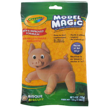 Crayola, Model Magic Modeling Compound, Bisque, 4 ounces
