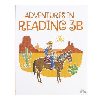 BJU Press, Adventures in Reading 3B Student Book, 3rd Edition, Grade 3