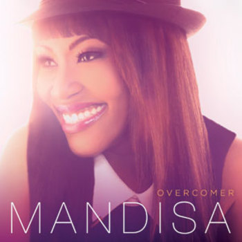 Overcomer, by Mandisa, CD