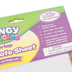 Teacher Created Resources, Clingy Thingies Burlap Small Wipe-Off Note Sheet, Reusable, 7 x 10 Inches