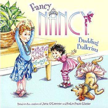 Fancy Nancy: Budding Ballerina, by Jane O'Connor and Robin Preiss Glasser, Paperback