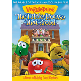VeggieTales, The Little House That Stood: A Lesson in Making Good Choices, DVD