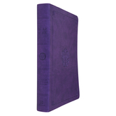 ESV Large Print Bible, Imitation Leather, Multiple Colors Available