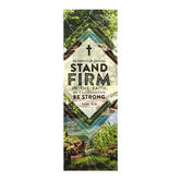 Salt & Light, 1 Corinthians 16:13 Stand Firm In The Faith Bookmarks, 2 x 6 inches, 25 Bookmarks