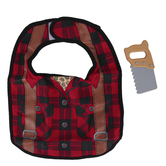 Fred & Friends, Chill Baby, Lumberjack Dressed To Spill Set, 2 Pieces