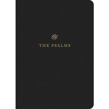 ESV Scripture Journal: The Psalms, Paperback, Black