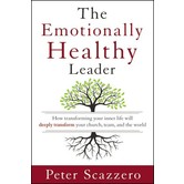 The Emotionally Healthy Leader, by Peter Scazzero