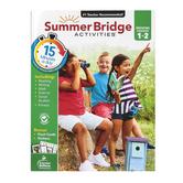Carson-Dellosa, Summer Bridge Activities Workbook, Paperback, 160 Pages, Grades 1-2