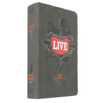 NLT Live Bible, Multiple Styles Available