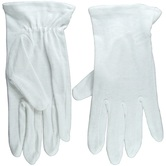 White Gloves - Large