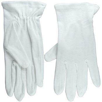 White Gloves - Large